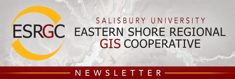 Eastern Shore Regional GIS Cooperative Newsletter