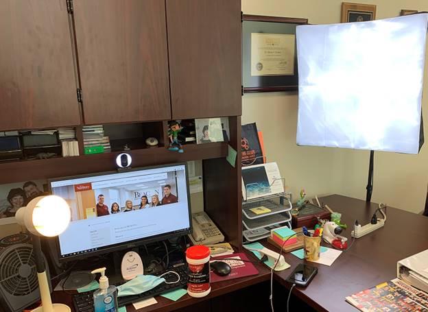 New normal Desk